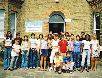 Summer School of English in London