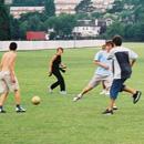 Football in Wimbledon Park